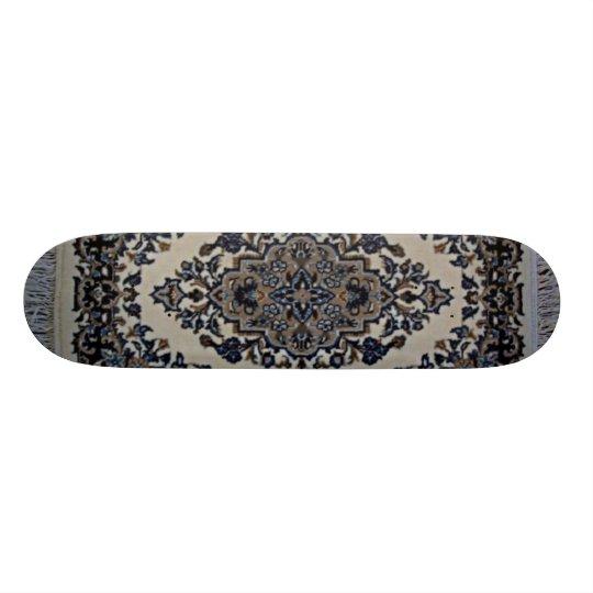 white rug skate boards