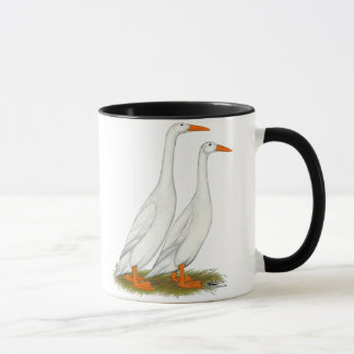White Runner Ducks Mug