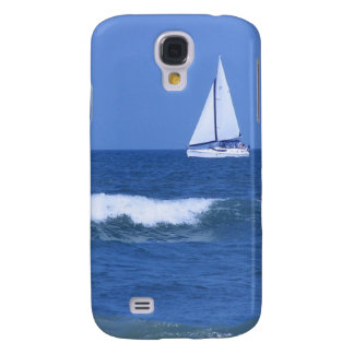 White Sailboat Photograph Galaxy S4 Case
