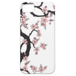 White Sakura - Japanese Design iPhone 5 case