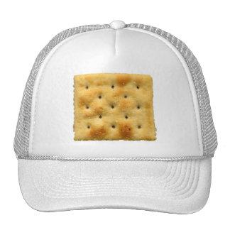 White Saltine Soda Crackers Cap