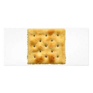White Saltine Soda Crackers Rack Cards