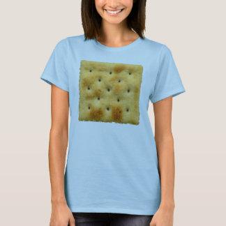 White Saltine Soda Crackers T-Shirt