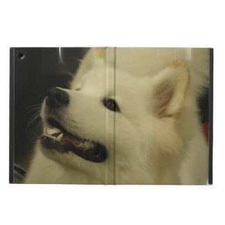 White Samoyed Dog iPad Air Cases