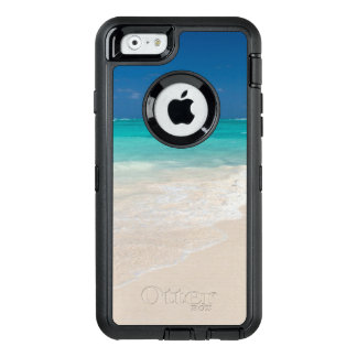 White Sand Beach and Clear Turquoise Water OtterBox iPhone 6/6s Case