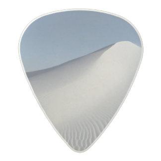 White Sands Acetal Guitar Pick