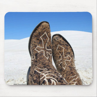 White Sands Desert Mouse Pad