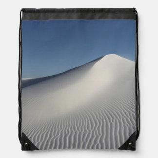 White Sands Drawstring Bag