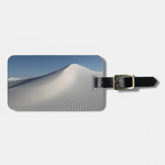 White Sands Luggage Tag