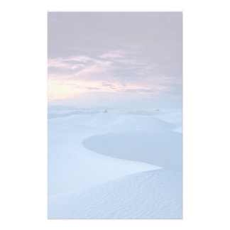 White Sands National Monument 2 Customised Stationery