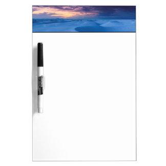 White Sands National Monument 2 Dry Erase Whiteboards