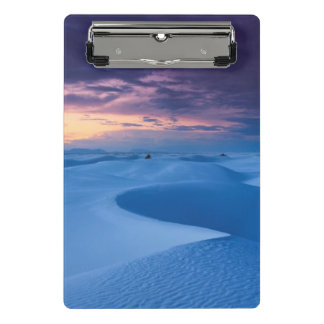 White Sands National Monument 2 Mini Clipboard