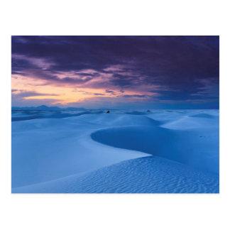 White Sands National Monument 2 Postcard