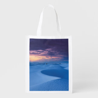 White Sands National Monument 2 Reusable Grocery Bag