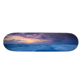 White Sands National Monument 2 Skate Board