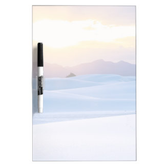 White Sands National Monument 3 Dry Erase Board