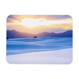 White Sands National Monument 3 Magnet