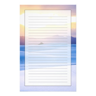 White Sands National Monument 3 Stationery