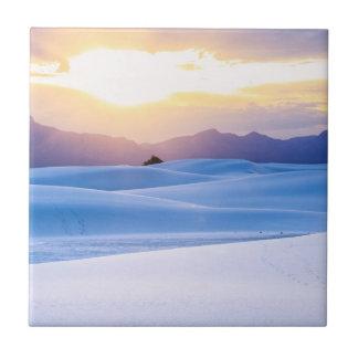 White Sands National Monument 3 Tile