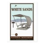 White Sands National Monument 4 Postcard
