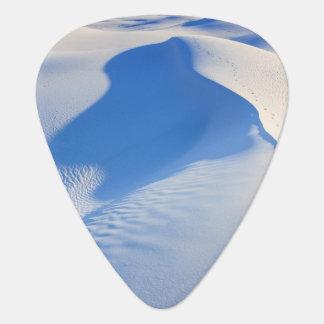 White Sands National Monument Guitar Pick