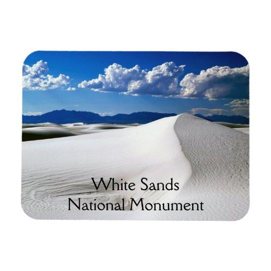 White Sands National Monument Magnet