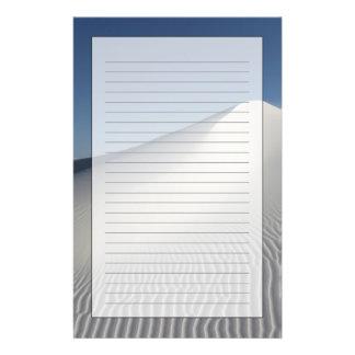 White Sands Stationery Design