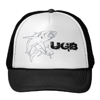 White Shark UGB Cap