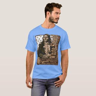White Shield Northern Cheyenne Warrior T-Shirt