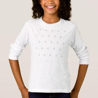 White shirt with Xmas tree