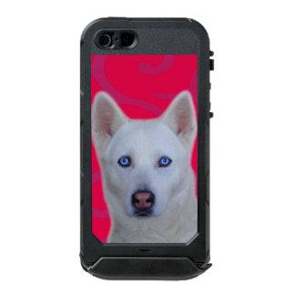 White Siberian Husky iPhone SE/5/5s ATLAS ID™ Incipio ATLAS ID™ iPhone 5 Case