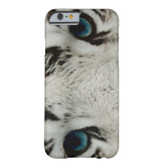 White Siberian Tiger Barely There iPhone 6 Case