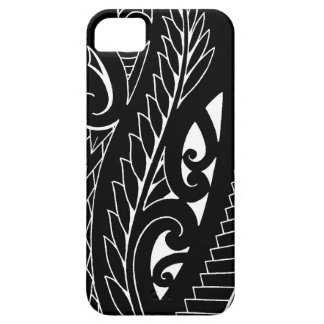 White silverfern New Zealand national symbol art Case For The iPhone 5