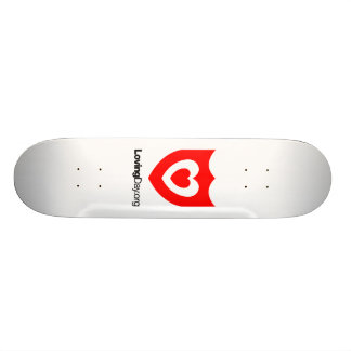 White Skateboard