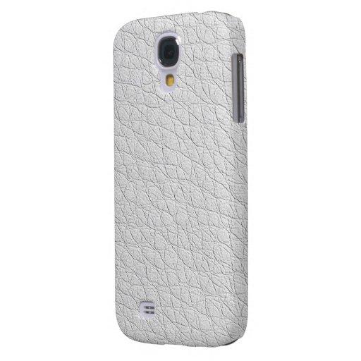 White Skin Samsung Galaxy S4 Case