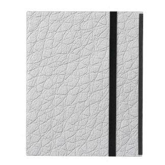 White Skin iPad Covers