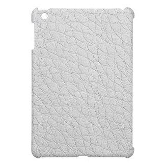 White Skin iPad Mini Cover