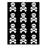 White Skulls, White Skulls Post Cards