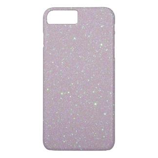 White Snow Pearl Opalescent Glitter iPhone 8 Plus/7 Plus Case