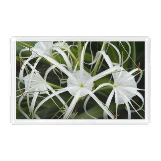 White Spider Lily Floral
