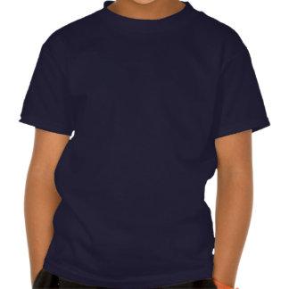 White Spiral Triskele T-shirts