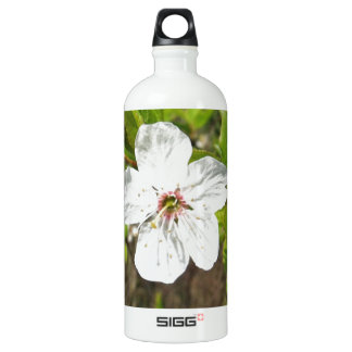 White Spring Blossom SIGG Traveler 1.0L Water Bottle