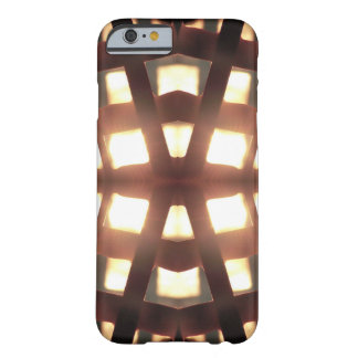 White Squares iPhone 6/6s Case