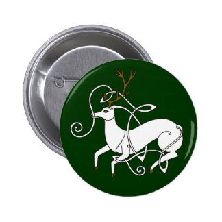 White Stag button