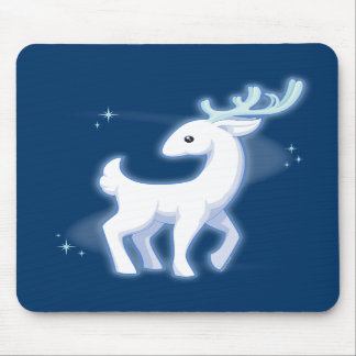 White Stag Mousepads
