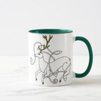White Stag mug (right)