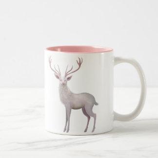 White Stag Two-Tone Coffee Mug