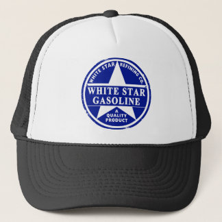 White Star Gasoline Trucker Hat