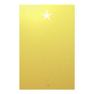 White Star Gold Paper