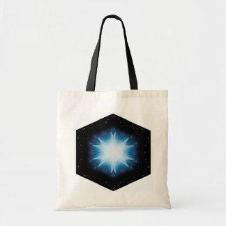 White Star Kaleido-Tote Tote Bag